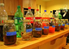 """Science Fair Project on the Effects of Soda from Our Life Uncommon: """"A Fizzing Nightmare"""""""