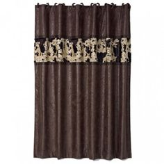 Home Decoration Ideas For Welcome Cow Print Western Shower Curtain.Home Decoration Ideas For Welcome Cow Print Western Shower Curtain Western Bathroom Decor, Western Bathrooms, Bath Decor, Western House Decor, Cowboy Bathroom, Western Style, Western Theme, Western Curtains, Western Bedding