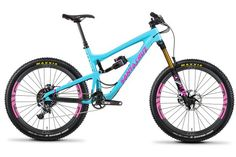 Santa Cruz Bicycles - the nomad for your first born child