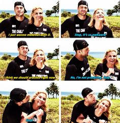 Diem & CT<3, The Challenge Battles of The Exes 2