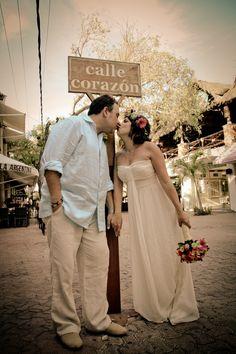 Playa del carmen #playadelcarmen wedding photoshoot #bohowedding boho wedding #beachwedding #destinationwedding #bodamaya flower crown bouquet #bouquet. Dream come true. Mexico wedding boda.