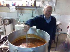 """Dino Impagliazzo: """"Lo chef dei poveri"""""""