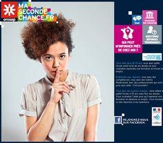 Ma seconde chance - « Ma seconde chance » est un service de géolocalisation des solutions de formation pour les jeunes décrocheurs, ainsi qu'une plate-forme de « tchat » anonyme. Il est constitué d'un site web et d'une application mobile. Ce service est proposé par l'Onisep, organisme sous tutelle du ministère. Maison de l'Éducation des Yvelines - MDE 78 (France)