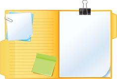 High School Supplies, Office Supplies, Clip Art, Album, Graphics, Pictures, Card Book