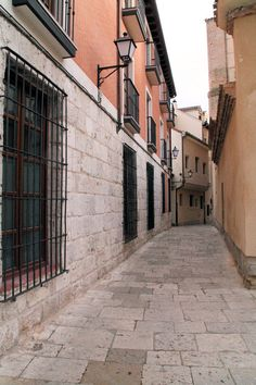 El Camarín de San Martín es otra de esas calles con sabor en #Valladolid porque no nota el paso de los años.