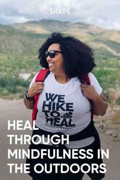 Learn why Kenya and Michelle Jackson-Saulters, founders of The Outdoor Journal Tour, believe combining nature and meditation is the secret sauce of self-care. #selfcare #inspiringwomen #mentalwellness Lose Weight In Your Face, Lose Weight In A Month, Need To Lose Weight, Best Weight Loss, Intense Cardio Workout, Cardio Workouts, Outdoor Workouts, Meditation Videos, Best Meditation