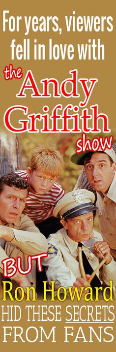 Fans Stunned As Ron Howard Blurts Out Why He Left 'The Andy Griffith Show'