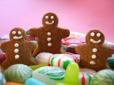 Gingerbread For Cookies Or A Gingerbread House Recipe - Genius Kitchen