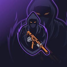 Esport logo e sport logo Vectors, Photos and PSD files Logo D'art, Logo Foto, Logo Image, Ninja Logo, Team Logo Design, Logo Design Trends, Best Gaming Wallpapers, Youtube Logo, Esports Logo