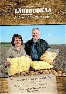 KasvisHovi :: Tervakankaan peruna
