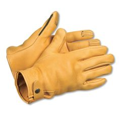 Elkskin and Deerskin Gloves - Gloves - Clothing :: Aerostich Motorcycle Jackets, Suits, Clothing, & Gear Biker Gloves, Motorcycle Gloves, Mens Gloves, Deerskin Gloves, Leather Work Gloves, Leather Jacket, Leather Craft Tools, Leather Crafts, Deer Skin