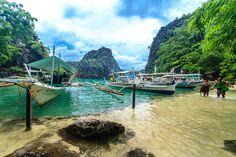 Coron Island Cove by julesnene Flickr