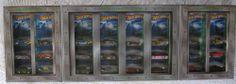 RLC BOXED COMPLETE SET 2007 SUPER TREASURE HUNT HOT WHEELS  SET OF 24 CARS