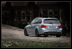VMR Wheels V703 Matte Black - BMW 3er Touring | VMR Wheels V… | Flickr