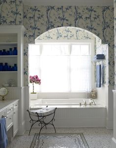 French Country - Bathroom - Images by Mendelson Group | Wayfair