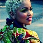 Luv Thy Blonde TWA – Curly Beauty