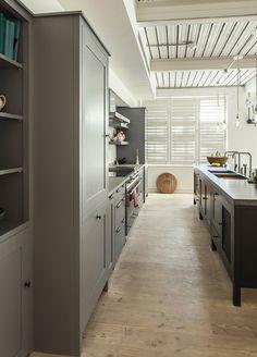Bespoke Oak Kitchens - sohofactory Hop Kiln 3