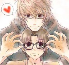 Yukina x Kisa
