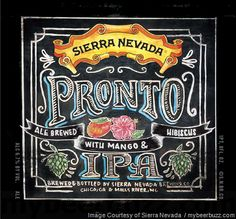 mybeerbuzz.com - Bringing Good Beers & Good People Together...: Sierra Nevada Adding New Pronto IPA With Mango & H...