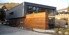 Cortenstahl-Fassaden