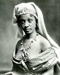 """From The """"Posing Beauty in African American Culture"""" photography exhibit, which showed at USC back in 2011."""