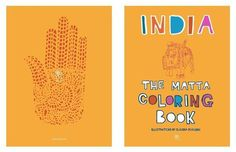 20 Coloring Books Off the Beaten Path (Apt. Therapy)