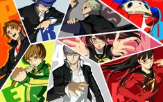 Review a great game day - Persona 4