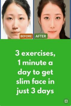 3 exercises 1 minute a day to get slim face in just 3 days Exercise 1 Make a O shape Make a face as if you were to pronounce the letter O While holding your O try stretch. Loose Face Fat, Reduce Face Fat, Lose Weight In Your Face, Lose Fat, Loose Weight, Body Weight, Facial Yoga, Face Facial, Visage Plus Mince