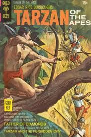Did you know that the musical Tarzan was inspired by the 1914 book?