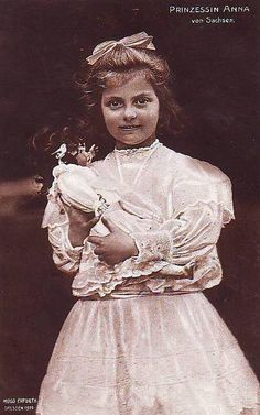Prinzessin Anna von Sachsen by Miss Mertens, via Flickr