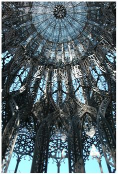 Museum Rodin - Wim Delvoye, Chapel works,Paris
