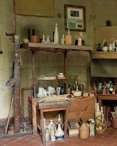 L'interview exclusive de Joel Meyerowitz a propos de l'œuvre de Giorgio Morandi