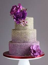 Image result for sparkly birthday cake