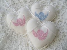 Angelical hearts