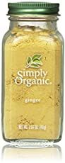 Simply Organic Ginger Root Ground Certified Organic, Container >>> Check out the image by visiting the link. (This is an affiliate link) Sweet And Spicy Beef Jerky Recipe, Gluten Free Recipes, Gourmet Recipes, Peach Healthy, Soft Ginger Cookies, Jerky Recipes, Beef Recipes, Spiced Apple Cider, Egg Drop