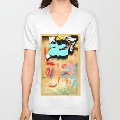 Window with view, hand made painting, by Elisavet years old How To Make Paint, 5 Years, V Neck T Shirt, Rain, Window, Unisex, Mens Tops, Stuff To Buy, Painting
