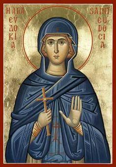 St. Eudocia (Eudokia)