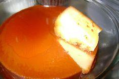 LOS CALDEROS DE MARUNMERU: Quesillo de leche al horno (receta de mi hermana María Elena)