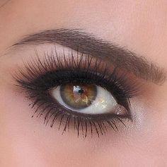 Semi-Smokey Eye