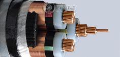 26/35kV Three Core Power Cable