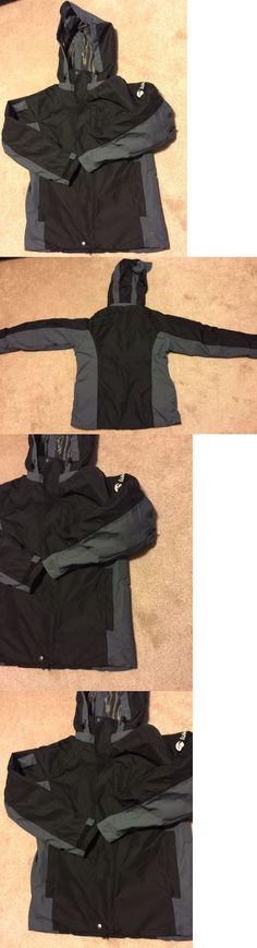 Coats and Jackets 26346: Lukla Hooded Winter Coat Ski Jacket Oros Aerogel Adult Xxl Insulated Warm -> BUY IT NOW ONLY: $125 on eBay!