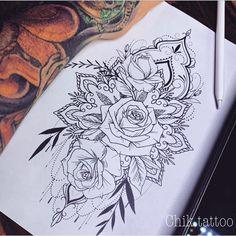 Als Melhores Tattoos de Pet - diy tattoo images - Tattoo Leg Tattoos, Body Art Tattoos, Sleeve Tattoos, Cool Tattoos, Drawing Tattoos, Tatoos, Drawings, Diy Tattoo, Tattoo Fonts