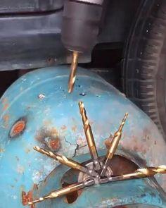 Hobby Tools, Diy Tools, Hand Tools, Metal Working Tools, Work Tools, Wood Working, Drill Set, Construction Tools, Diy Home Repair