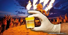 #Feds Turn #BurningMan Into a #Police State, Announce Drug Tests for Attendees and Mass Spying