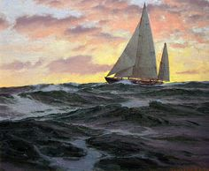 Paintings about the sea: seascapes, maritime or nautical painting, marine art, coastal scenes.