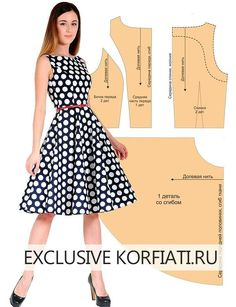 Ever wanted to learn how to make a dress pattern and create dresses that fit you perfectly? This simple and easy dress pattern making tutorial will teach you how to make your own dress pattern in a snap! Sewing Dress, Dress Sewing Patterns, Diy Dress, Sewing Clothes, Clothing Patterns, Diy Clothes, Vintage Dress Patterns, Wrap Dress, Fashion Sewing