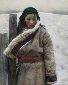 1990 Ai Xuan (艾軒; b1947, Jinhua, Zhejiang Province, China)