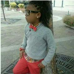 Little boy loc style