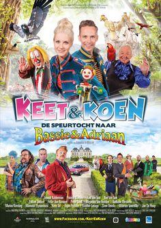Prijsvraag Keet & Koen en de Speurtocht naar Bassie en Adriaan - Filmpjekijken.com | populair audiovisueel filmmagazine