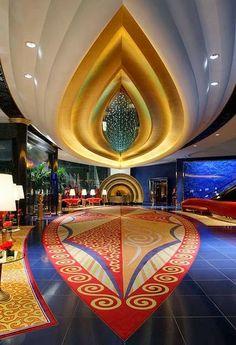 Burj Al Arab – Dubai - luxury middle east hotels Burj Al Arab, Beautiful Architecture, Beautiful Buildings, Modern Architecture, Dubai Architecture, Abu Dhabi, Beautiful Hotels, Beautiful Places, Amazing Hotels